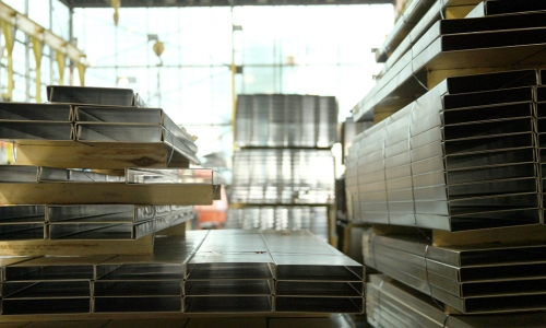 Quality Galvanized Steel Supply Supports Construction Companies