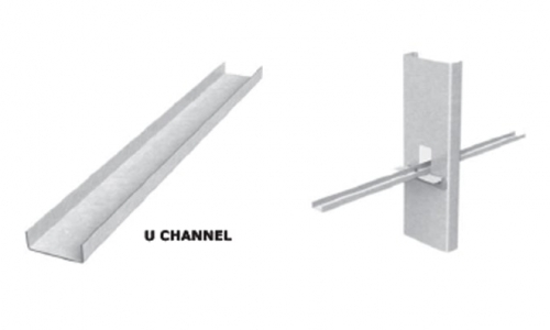 Steel Channel Allows Versatility in Structural Builds