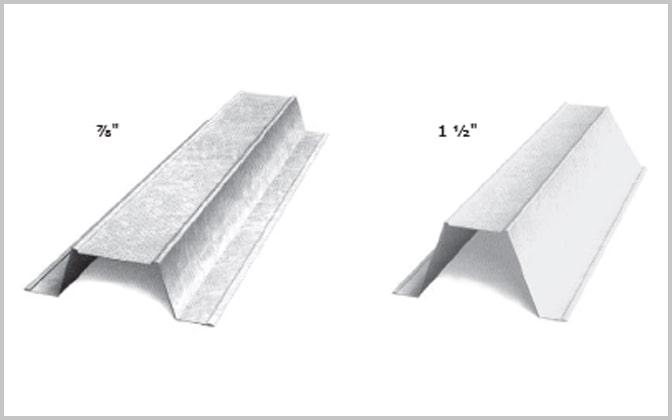 drywall furring channel